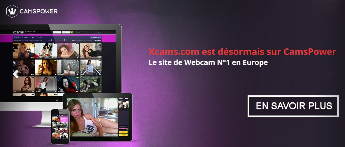 Affiliations des webcams xcams